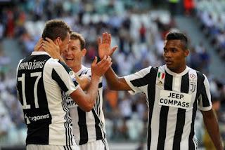 Juve Amankan Tiket ke Final Piala Italia