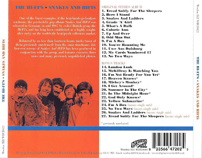 Hi-Fi's - Snakes And Hifis - (1967)
