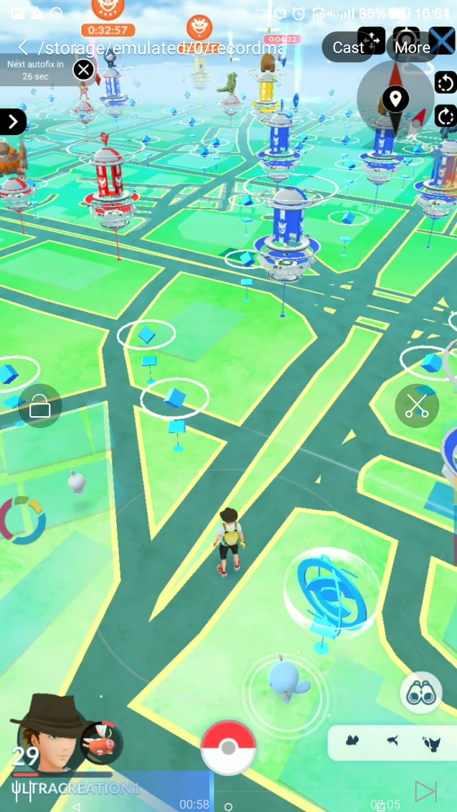 sny tecnical: BEST LOCATIONS FOR POKEMON GO WITH COORDINATES