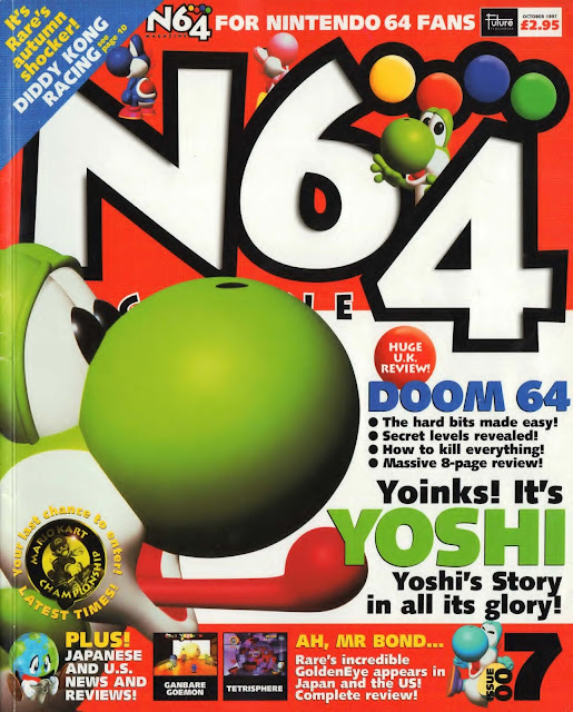 N64 Magazine Issue Nº007 - (1997)