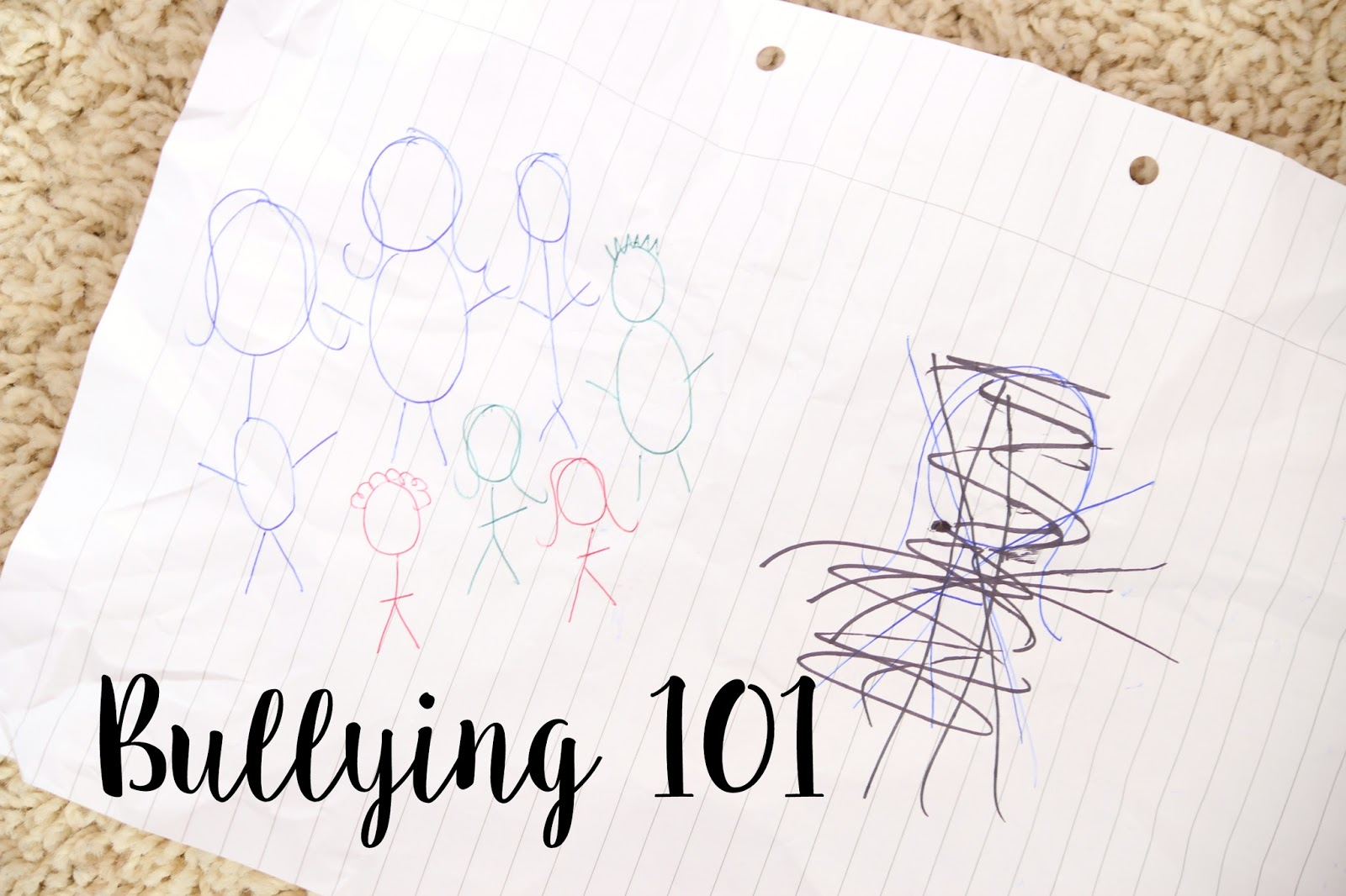 Bullying 101 how to deal with bullies help advice support lifestyle blogger UK