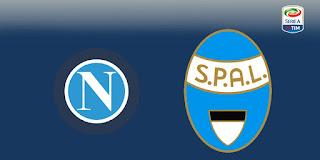موعد مباراة SPAL vs Napoli نابولي وسبال اليوم الاحد 12-5-2019 في الدوري الايطالي
