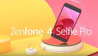 Cara Terbaru Flash Asus Zenfone 4 Selfie Pro ZD552KL via AFT