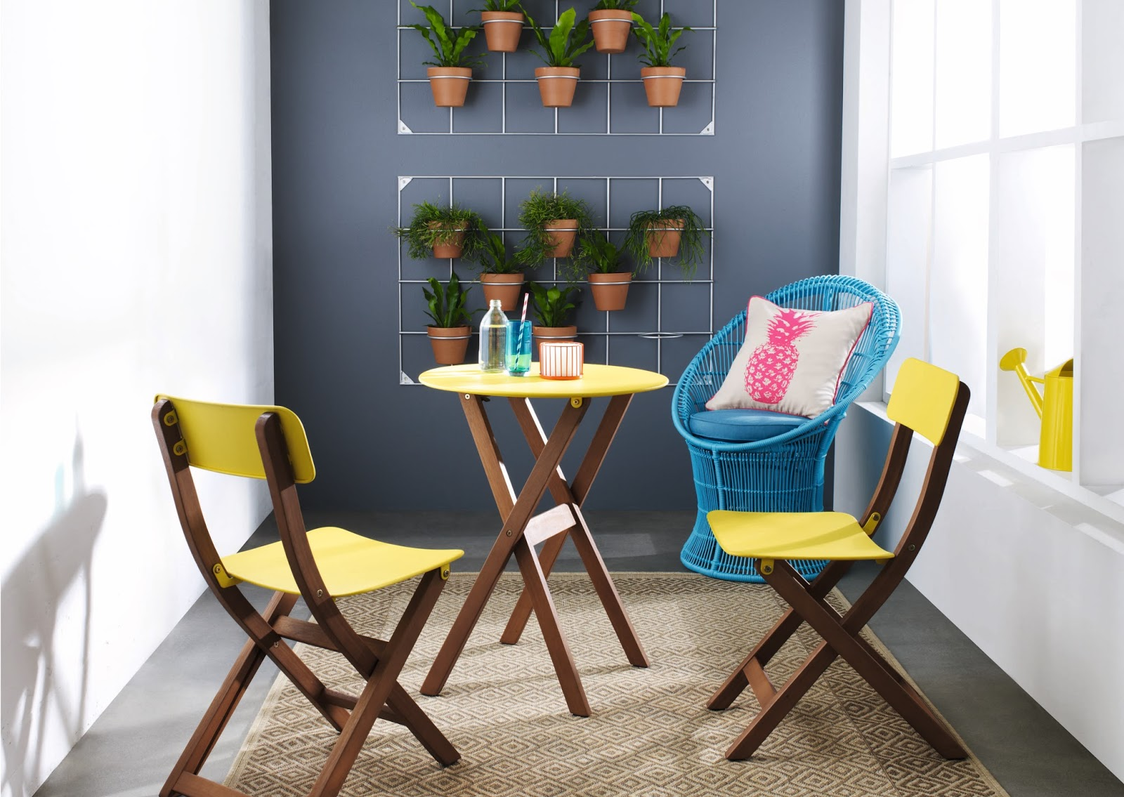 Sunroom colour up freedom outdoor furniture