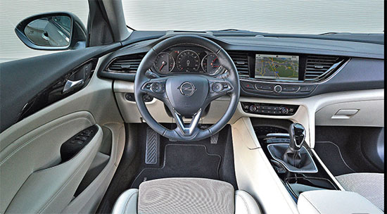 2018 Buick Regal Interior | Best new cars for 2018