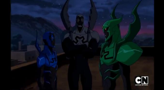 Green Beetle Young Justice  Green Beetle Yo...