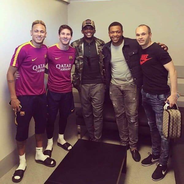 Articles De Bulge Football Taggés Thierry Henry: Messi Au Cameroun Pour Un Match De Gala