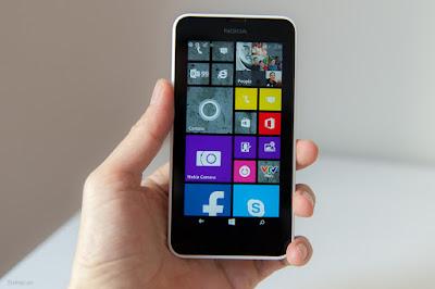 Thay thế mặt kính cho lumia 630