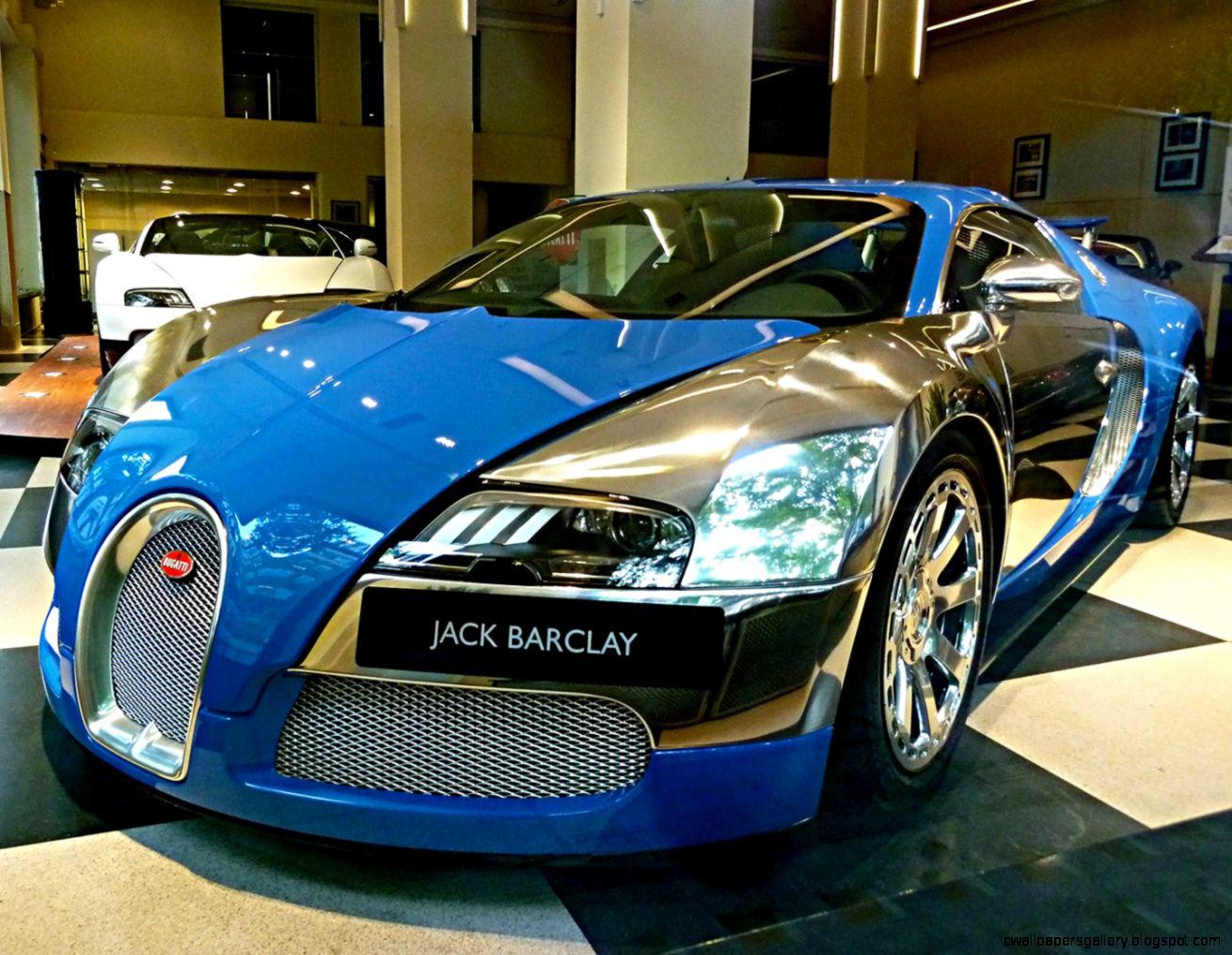 Blue Bugatti Veyron Super Sport Wallpaper: Most Expensive Bugatti In The World