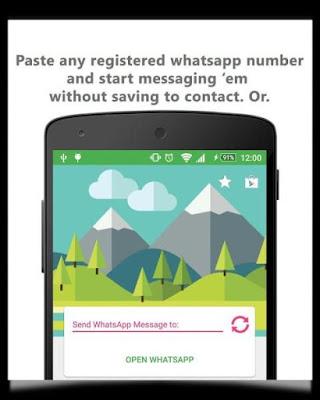 Como enviar mensagem no whatsapp sem adicionar contato