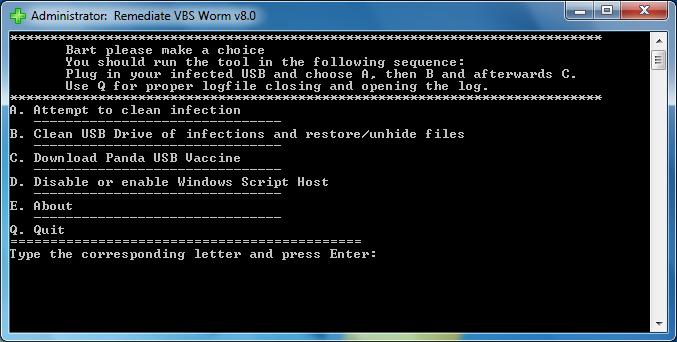 Blaze's Security Blog: Remediate VBS malware