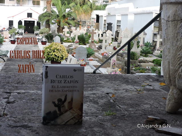 Especial | Carlos Ruiz Zafón