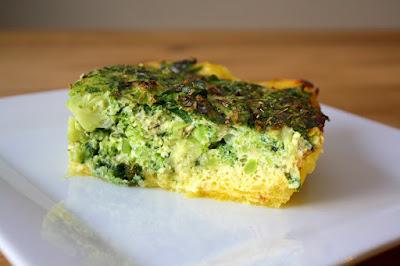 Easy Brie and Broccoli Quiche Recipe