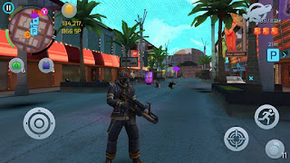 Download Gangstar Vegas v2.4.2c Mod Apk + Data (a lot of money)