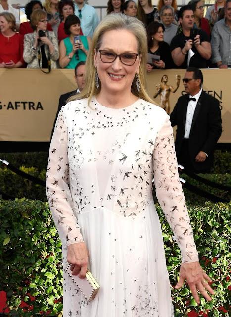 Meryl Streep in Valentino