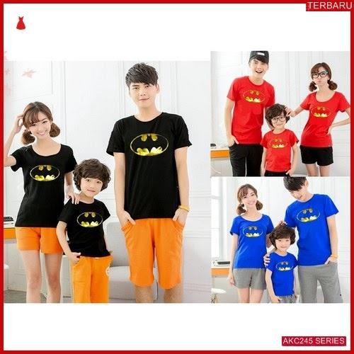 AKC245K161 Kaos Couple Baju Anak 245K161 Keluarga Family BMGShop