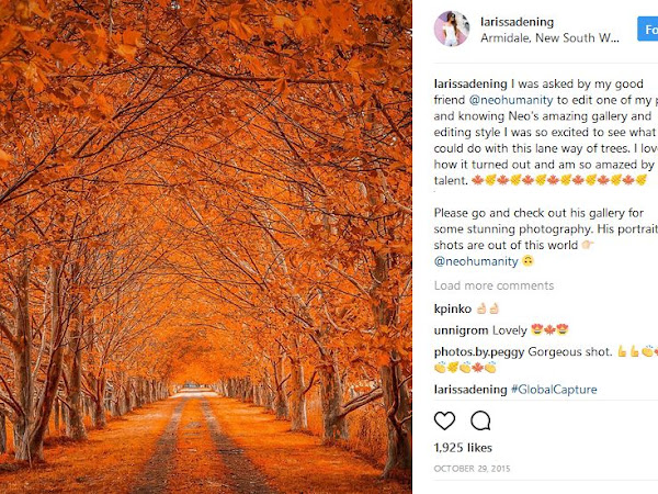 3 Instagram Random Yang Menarik Untuk di Follow