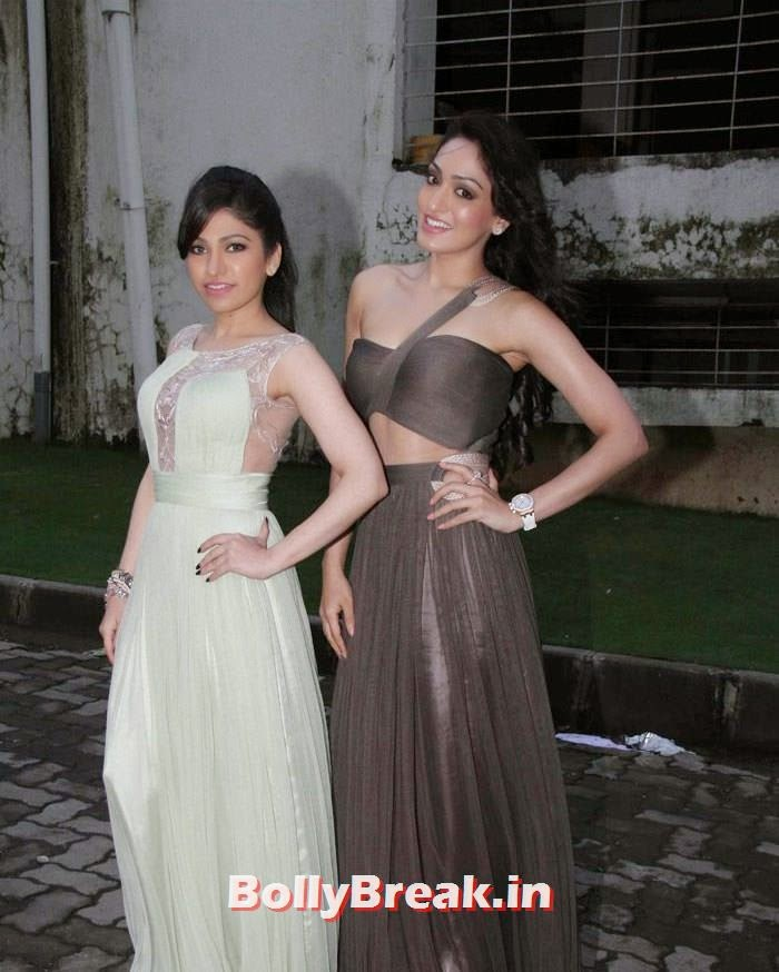 Tulsi Kumar, Khushali Kumar, Khushali & Tulsi Kumar Hot Pics from 'Creature 3D' Music Launch