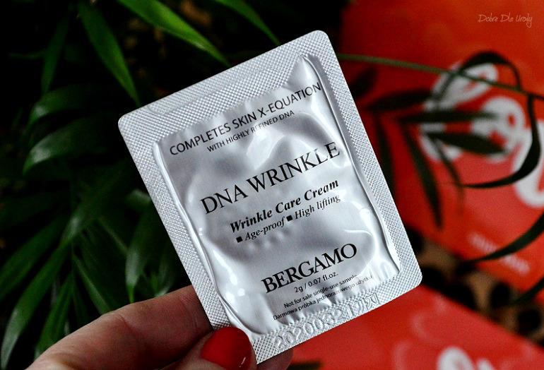 Bergamo DNA Wrinkle krem przeciwzmarszczkowy