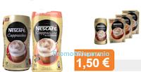 Logo Nescafè Cappuccino quasi gratis con buono sconto e rimborso da TiFrutta o Extra Sconti