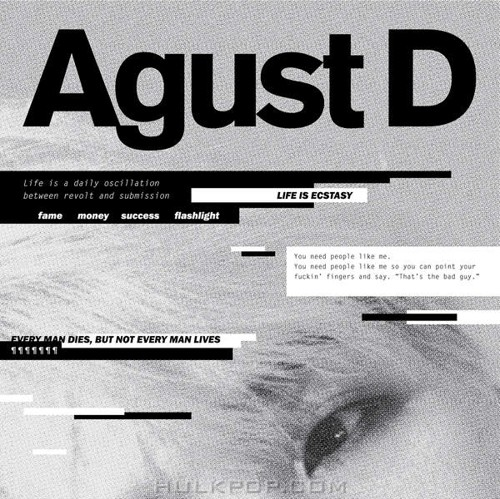 Agust D – Agust D (ITUNES PLUS AAC M4A)