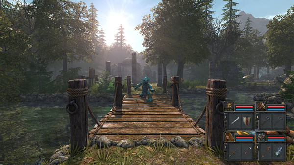 Legend of Grimrock 2 Free PC Game