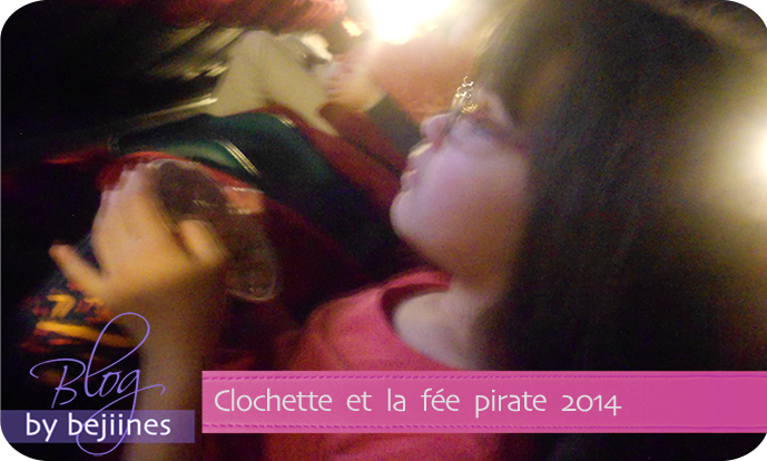 Sortie Cinéma - Clochette et la Fée Pirate