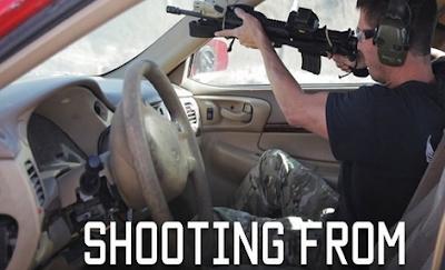 Βίντεο επιβίωσης: Τι να κάνετε σε περίπτωση που πυροβολούν το αυτοκίνητό σας – Πως να «απαντήσετε»
