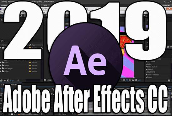 تحميل برنامج Adobe After Effects CC 2019 16.1.3.5 اخر اصدار مفعل مدى الحياة
