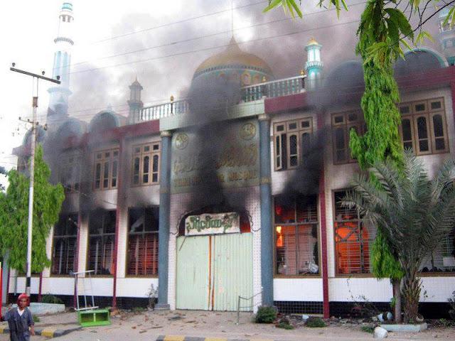 ASTAGHFIRULLAH.. Pemerintah Myanmar akan Bongkar Puluhan Masjid dan Madrasah