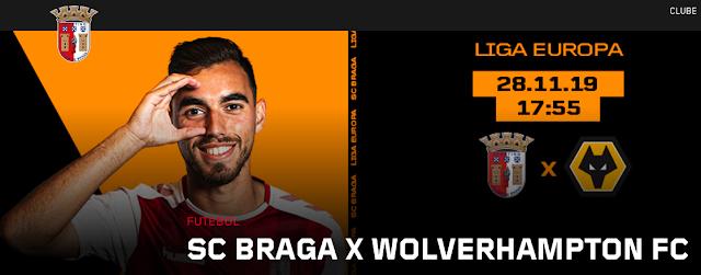 Este jueves : un triunfo ante el Wolverhampton devolvería al Braga su tradicional prestigio en Europa
