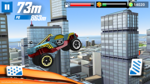 Hot Wheels Race Off Mod Apk Terbaru