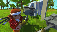 Scrap Mechanic Gameplay
