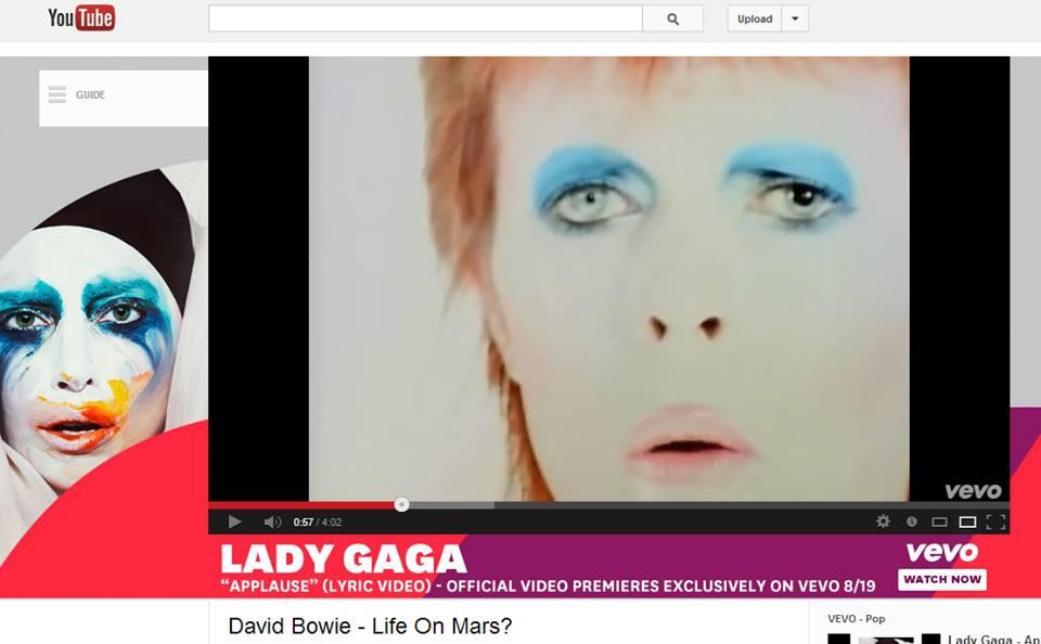 Gaga Stigmata: August 2013