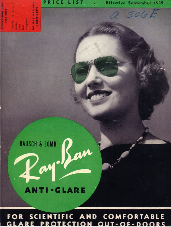 Ray-Ban advertising