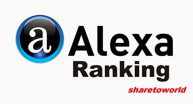 How to Create and Add Alexa Ranking Widget to Blogger