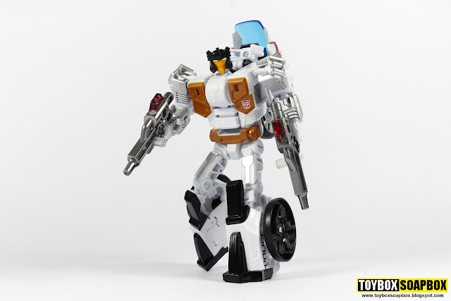 transformers takara unite warriors groove