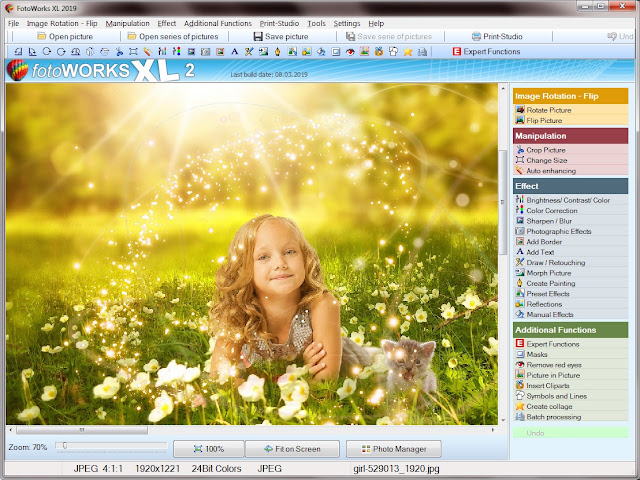 Photo Editing Software Windows10