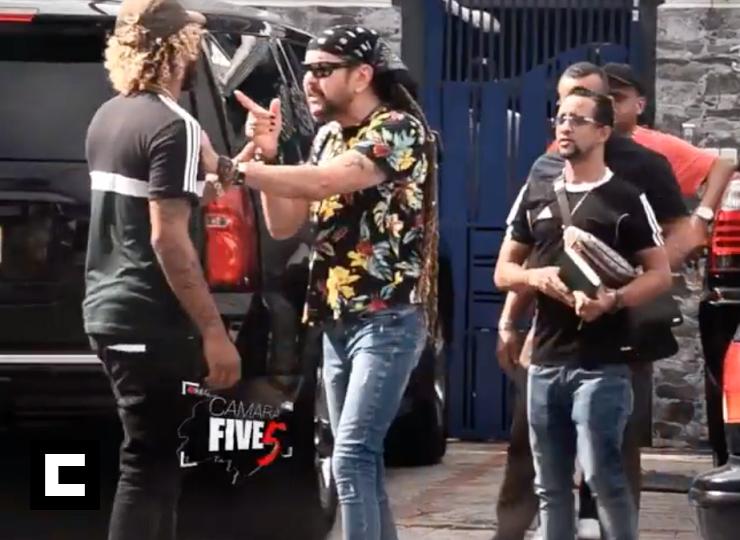 Video: Broma pesada a Toño Rosario