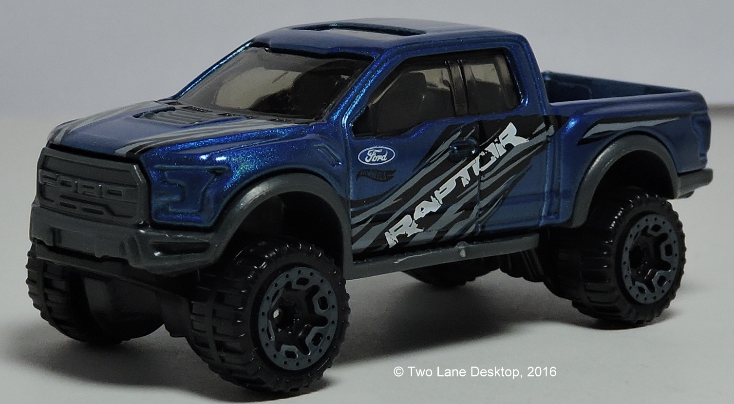 2017 Ford Raptor Blacked Out