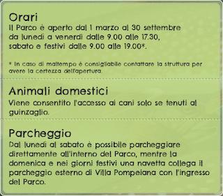 Calendario Parco Ittico Paradiso 2017