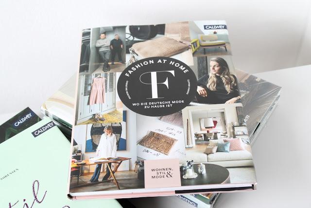 Buchtipp Fashion at Home Callwey Verlag