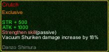 Naruto Castle Defense 6.o special item