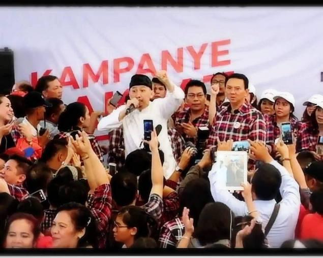 Permadi Arya Laporkan Rocky Gerung ke Polda Metro Jaya