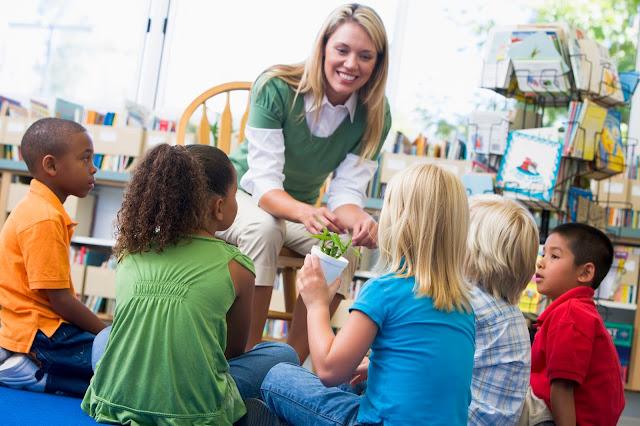 listening as a teacher mindset in a kindergarten classroom