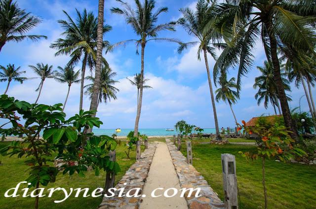 barakuda beach karimun jawa, best place to visit ini central java, things to do in karimun jawa, diarynesia