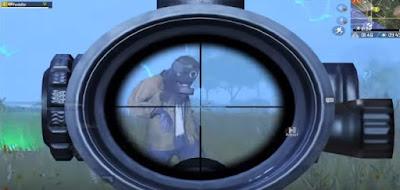tembak zombie dengan sniper m24 atau awm