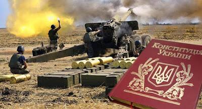 В день Конституции на Донбассе погибли 4 военнослужащих