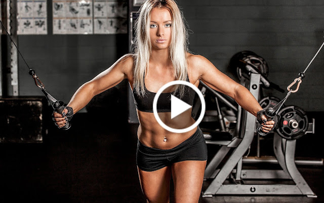 Top 10 World's Extreme Women Bodybuilders!