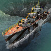Battle of Warships APK v1.17 - Warships Fighting Android Game